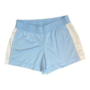 Nike Blue Perforated Running Shorts XL Activewear